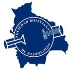 Logo sociedad boliviana de radiología